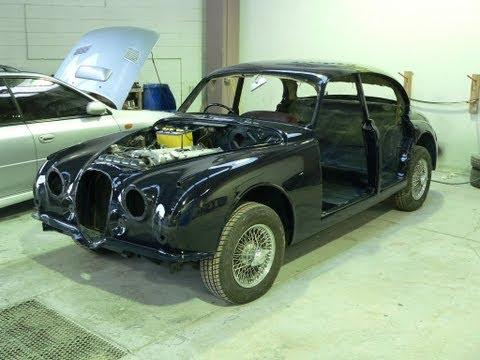 Jaguar Rust Repairs (MK2)