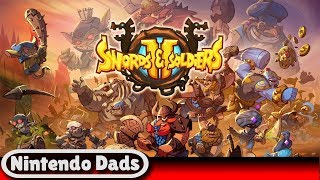 Sword & Soldiers 2 - Shawarmageddon| Nintendo Switch Review