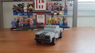 лего самоделки #1 машина ссср - Lego ВАЗ 2105