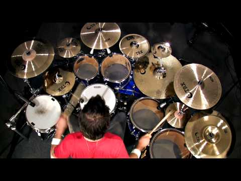 Cobus  Michael Jackson  Bad Drum Cover