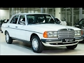 ~20 000 manata 1985-in W123 Mercedesi ideal v?ziyy?td? 2.7L motor 185 at gücü