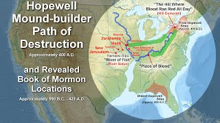 Repeat youtube video Book of Mormon Part 1: Hopewell Moundbuilders