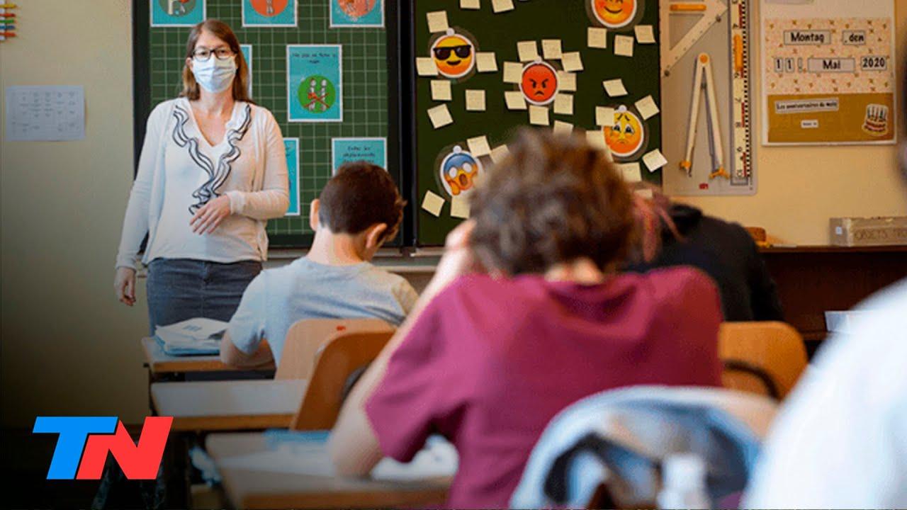 Vuelven las clases a San Juan: cómo serán los protocolos que deberán respetar más de 10 mil alumnos
