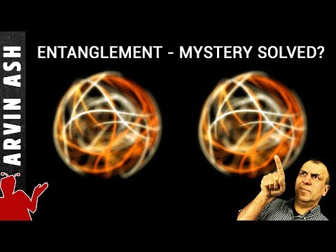 Entanglement Theory May Reveal A Reality We Can't Handle