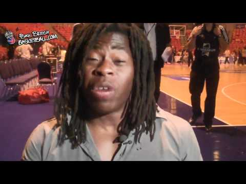 Ade Adepitan (MBE) Backing British Basketball