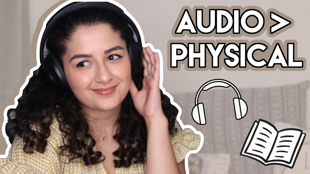 Audiobooks are SUPERIOR (No, I Will Not Be Taking Criticisms)