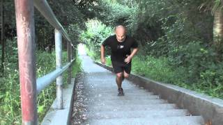 Stair Training Drills 101 - Jerson Fitness Personal Trainer Marin County, CA