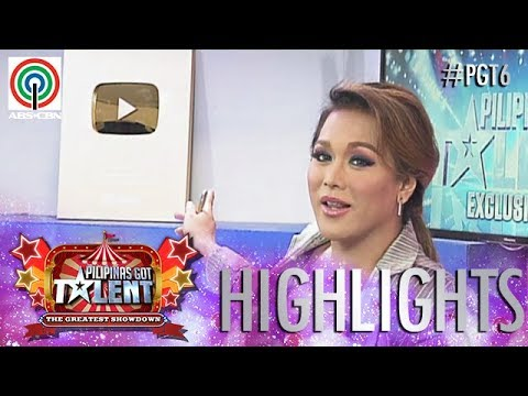 PGT Highlights 2018: Pilipinas Got Talent receives a Gold Play Button Award