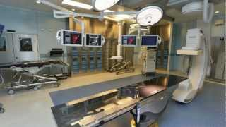 The New Hybrid Operating Room