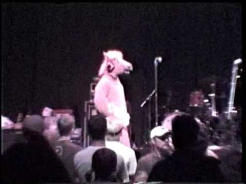 """Digital Unicorn """"How Do You Like Your Drums?""""- Live in Denver 1999"""