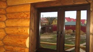 Строительство деревянной бани 7,50х10,50 проект Рубин