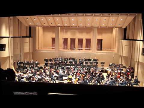 MYS Concert Orchestra at the Arlene Schnitzer Concert Hall, Portland Oregon.  Nov 13, 2016