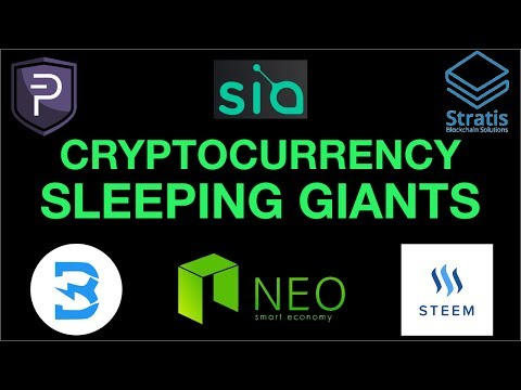 Sleeping Giants in Cryptocurrency | Rapid-Fire Technical Analysis on Potential Leaders