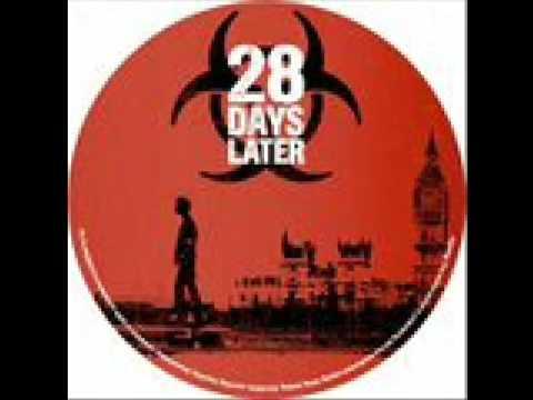 28 Days later soundtrack  Music