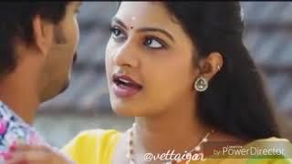 Cute romance tamil whatsapp status saravanan meenachi