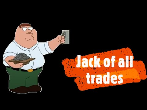 Idioms in famous TV series: Jack of all trades