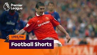 Amazing Goals | Premier League 1993/94 | Cantona, Wright, Cole