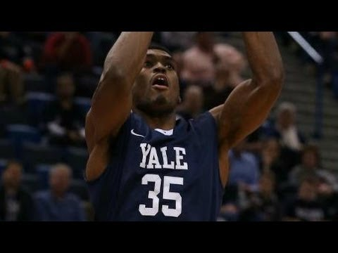 Yale's Brandon Sherrod Trades In Alley Oops For A Cappella | CampusInsiders