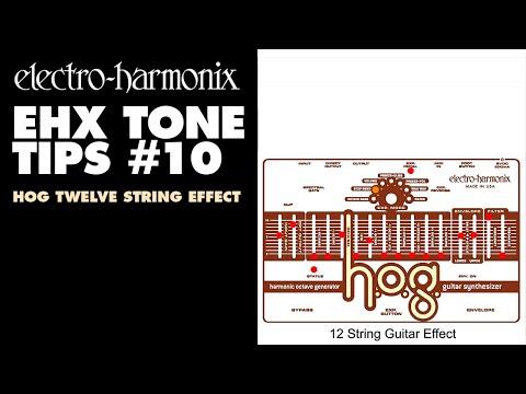 EHX Tone Tips #10 The HOG Twelve String Effect