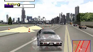 Driver 2 PS1 Gameplay Part 1