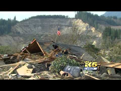 KING Oso Landslide Coverage Samples