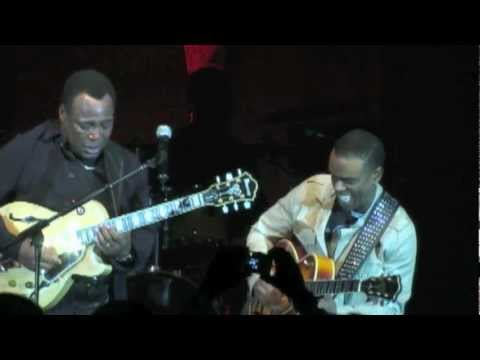 AQUI & AJAZZ, NORMAN BROWN Interview &