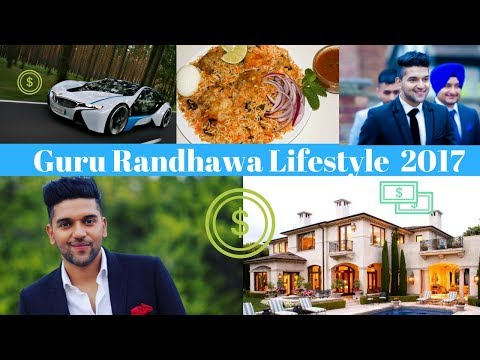 Guru Randhawa Lifestyle  ~~ girlfriend, Wife :;eight, Weight, Family, Biography, Net Worth