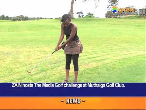 Media Golf challenge at Muthaiga Golf Club.mov