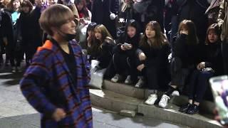 JHKTV]홍대댄스 디오비hong dae k-pop dance dob ( TY)peek a boo