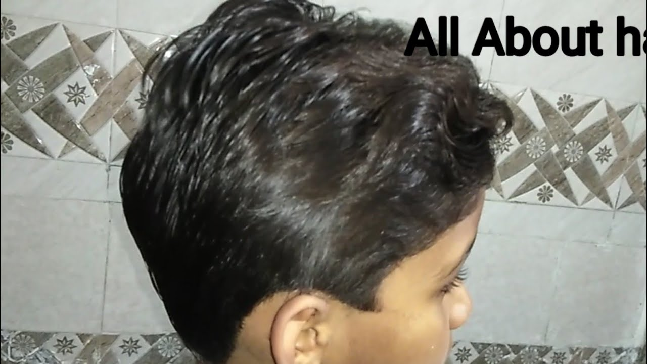 Baby Boy Cut With Pixl Cut Step By Step Hindi Youtube