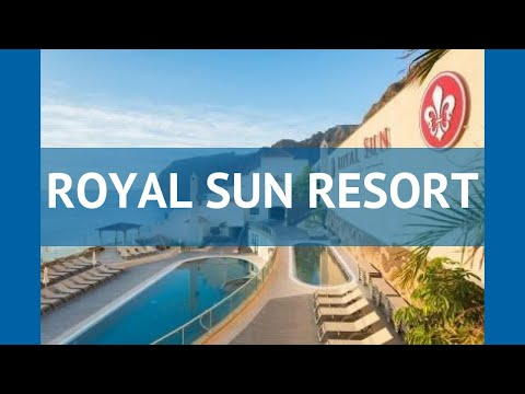 ROYAL SUN RESORT 4* Испания Тенерифе обзор – отель РОЯЛ САН РЕЗОРТ 4* Тенерифе видео обзор