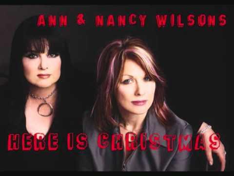 HERE IS CHRISTMAS - ANN & NANCY WILSONS