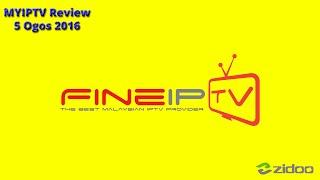 IPTV Malaysia : FineIPTV