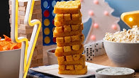 Jenga Polenta Sticks • Tasty