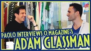 GREAT Fashion Tips With O Magazine's Adam Glassman!