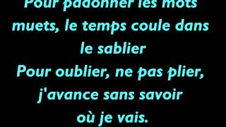 Zaho Tourner la page PAROLES