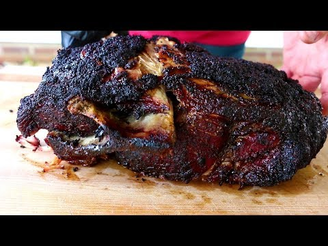 How To Smoke A Pork Butt | Boston Butt | Pulled Pork