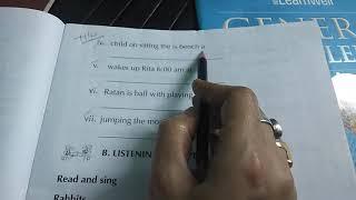 Class 2 English Workbook 08 05 2020