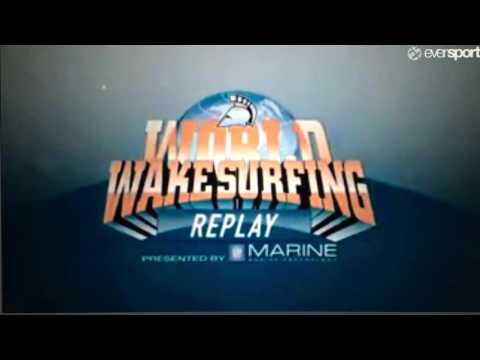 Kia Grindland's 2015 World Wake Surf Championship Outlaw Surf Run