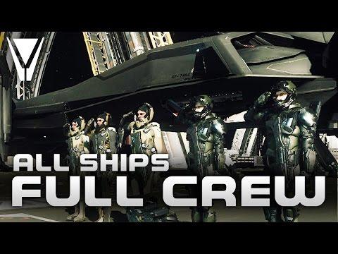 Full Crew: All Ships [Star Citizen]