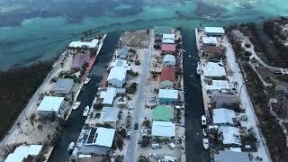 Florida Keys - Hurricane Irma Devastation - Part 3 (Duck Key to 7 Mile Bridge)