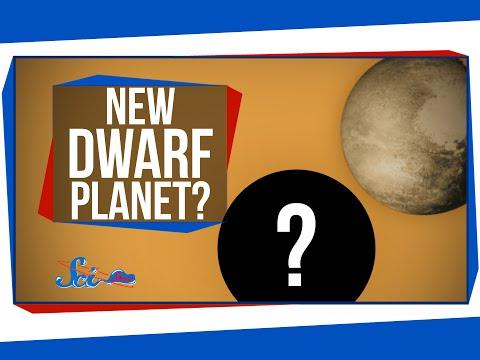 A New Dwarf Planet?