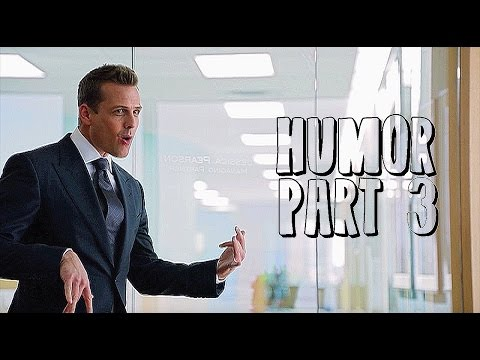the best of suits // humor (part 3)