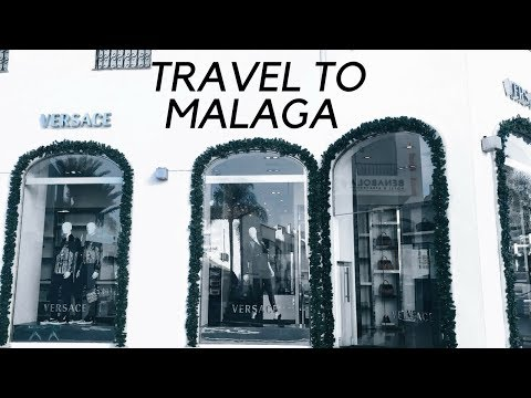 TRAVEL TO MALAGA