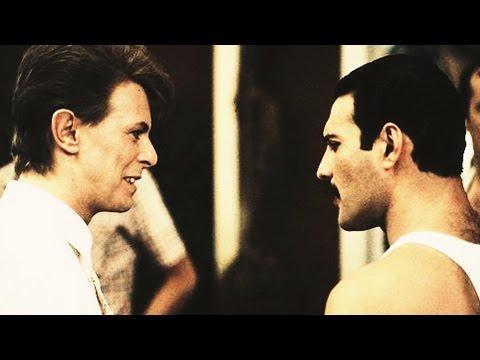 Queen And David Bowie - Under Pressure (Acapella) Concert Mashup