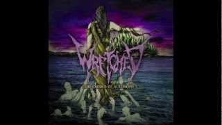 Watch Wretched Aborning video