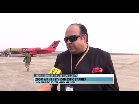 India's newest airline takes off and more(WION Wallet)