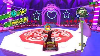 Gameplay - Quico corriendo en la Copa El Chavo - El Chavo Kart - #Gameplay