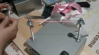 Горячий нож (термонож терморезка)  Обзор