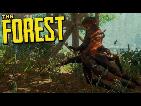 ENOUGH WITH THE JUMPSCARES! - The Forest - S3 Ep10